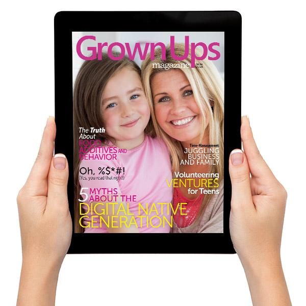Grown Ups Magazine