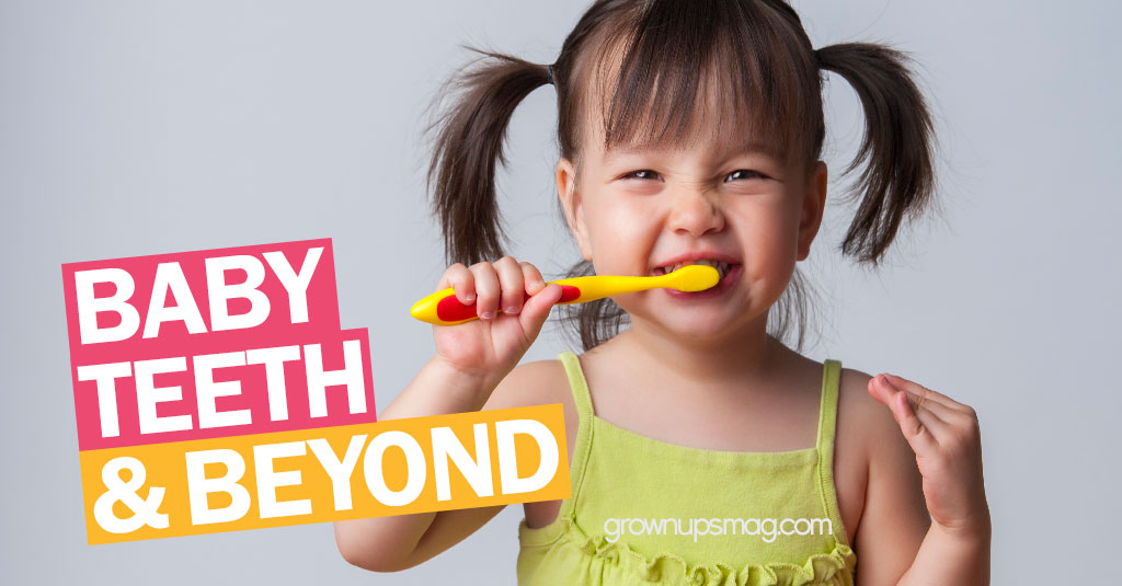 Baby Teeth and Beyond
