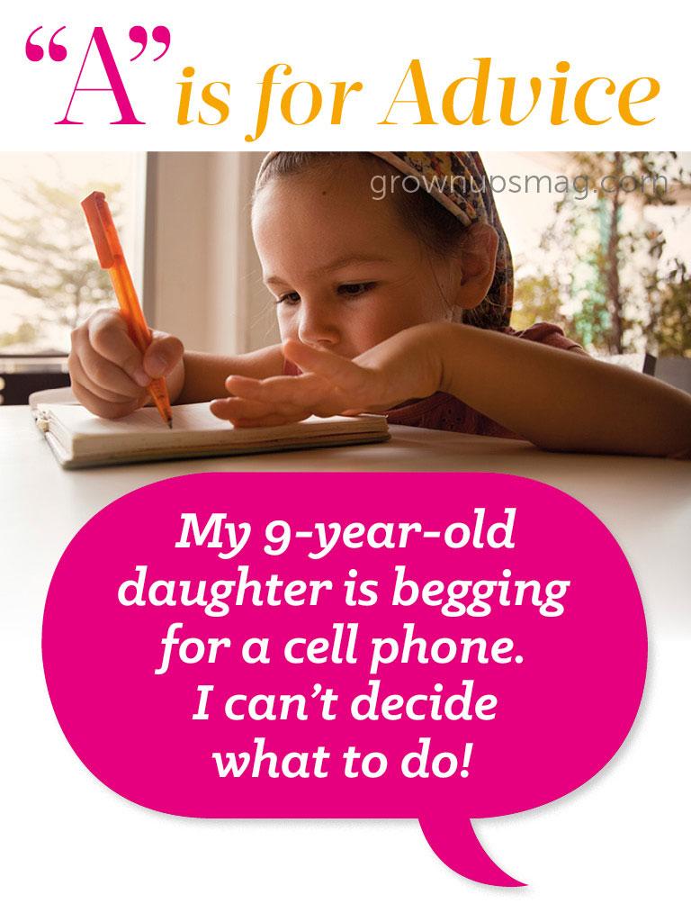 Advice Cell Phone