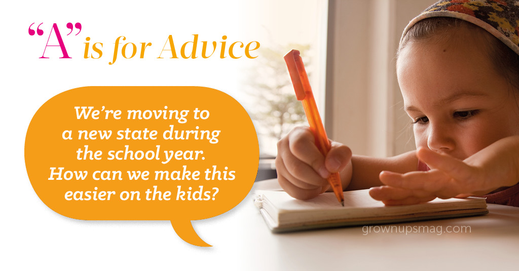 Advice Moving