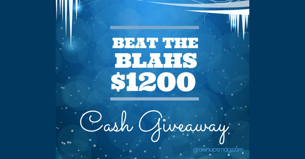Enter to win a huge cash prize!