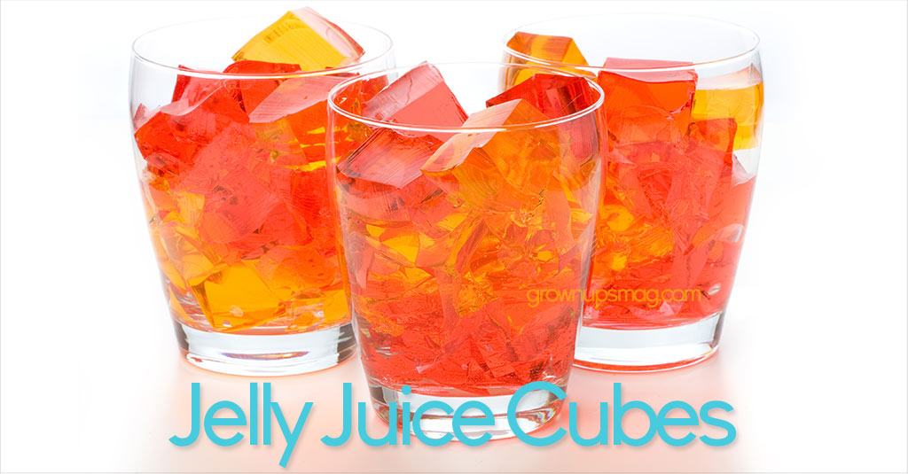 Jelly Juice Cubes