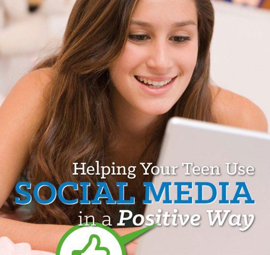 Helping Teens Use Social Media