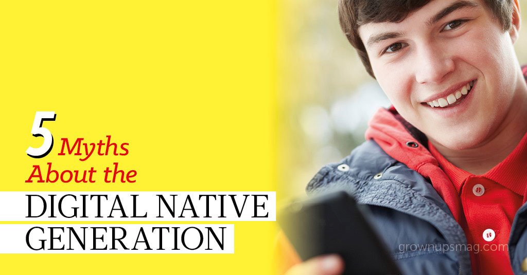 Digital Native Generation