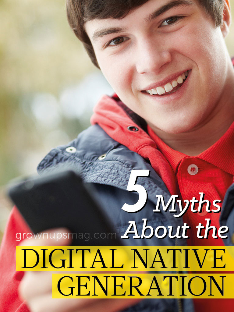 Digital Native Generation