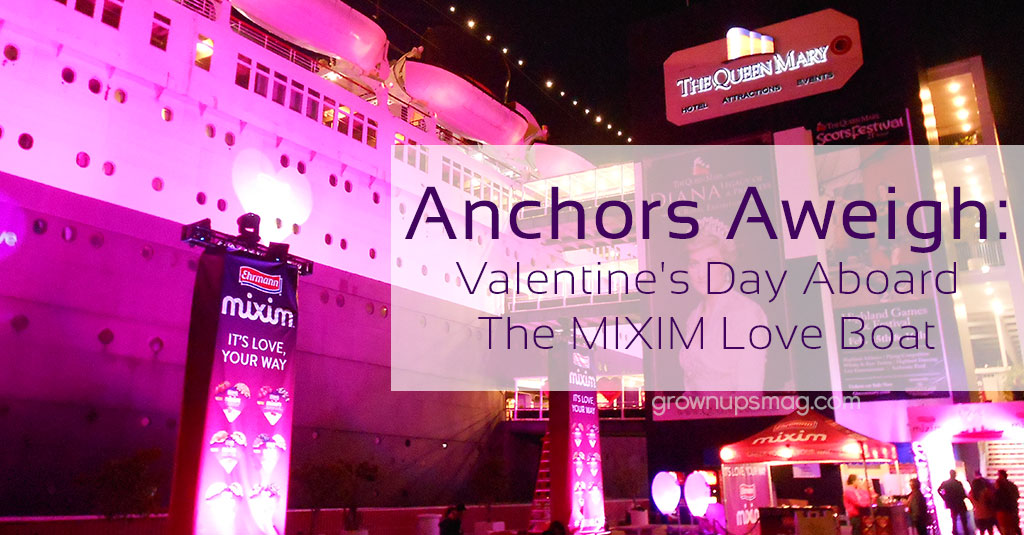 Anchors Aweigh with MIXIM