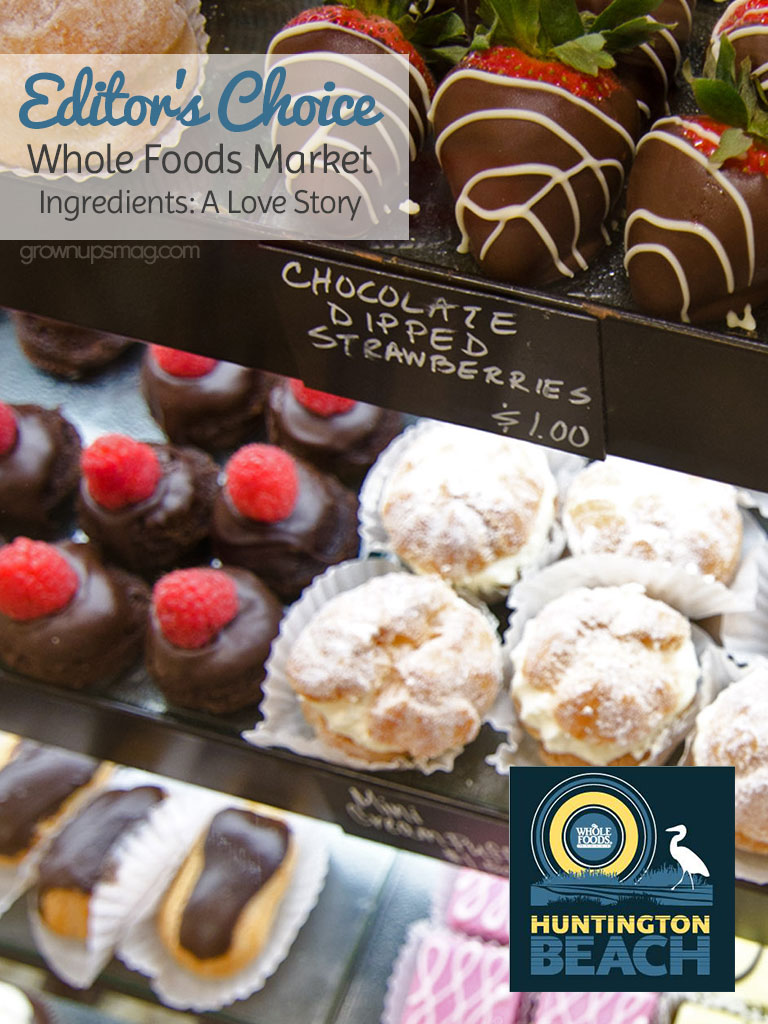 Whole Foods Market Valentine's Tasting
