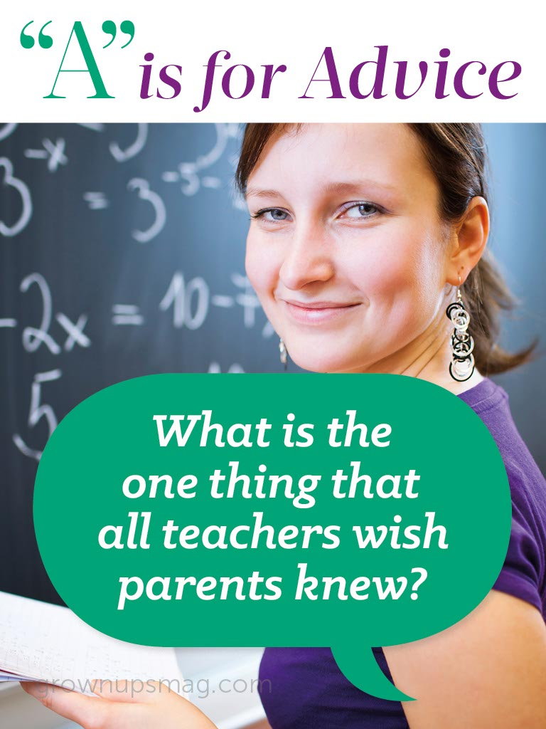 Teachers Tell All