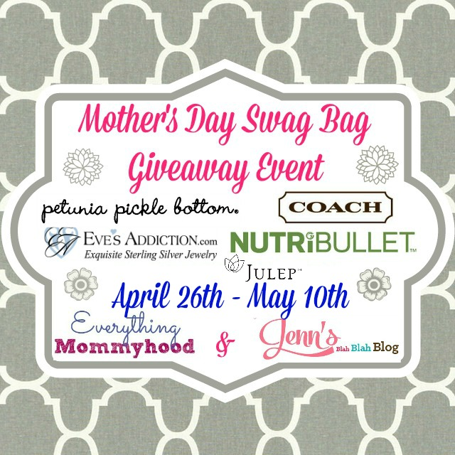 Mother's Day Swag Sweepstakes