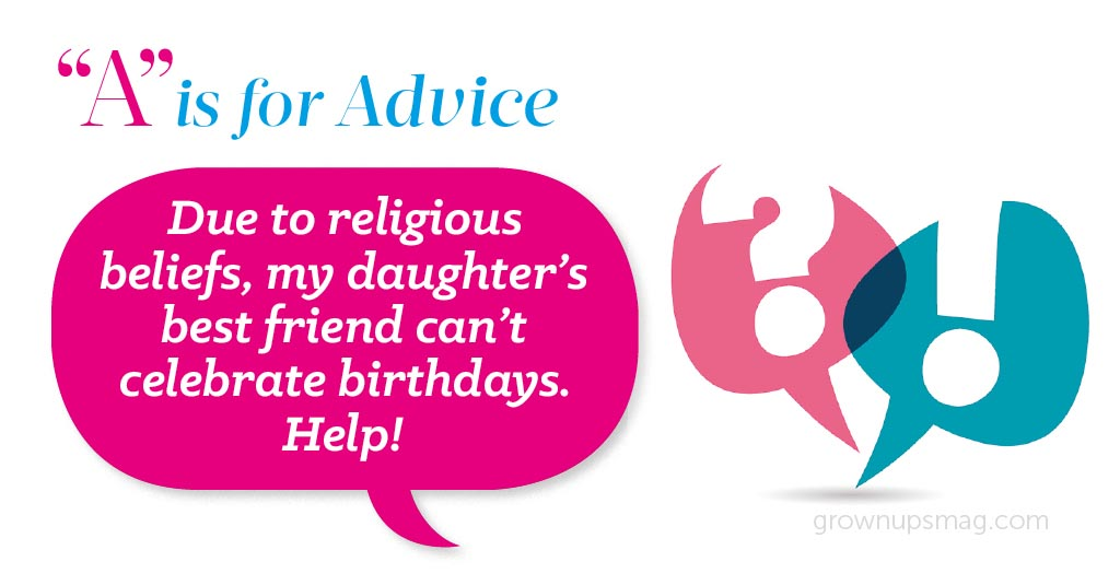 Advice Birthday Blues