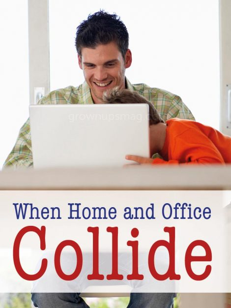 When Home and Office Collide