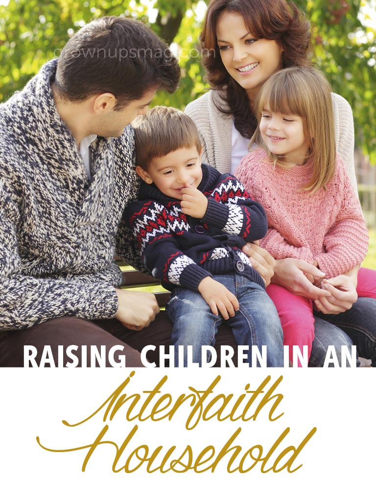 Raising Children in an Interfaith Household