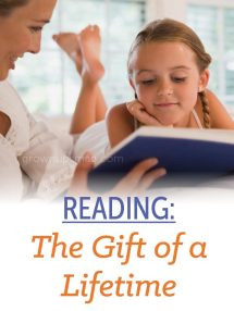 Reading - The Gift of a Lifetime