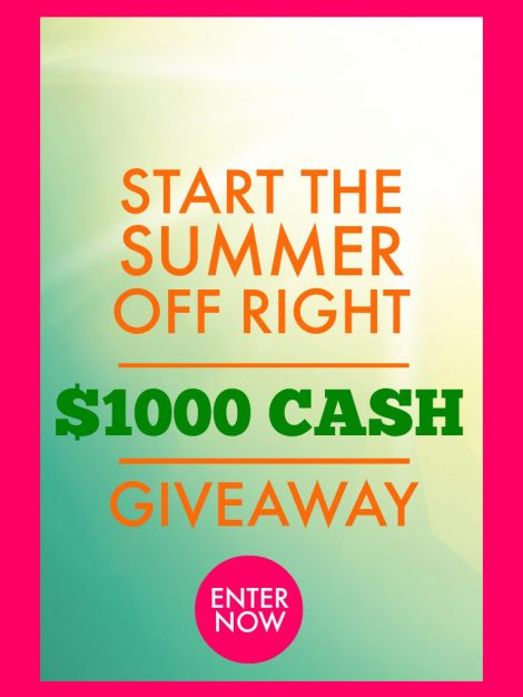 Summer Cash Sweepstakes