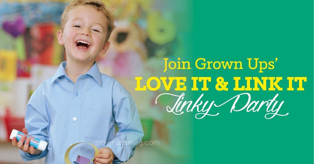 Grown Ups Magazine Linky