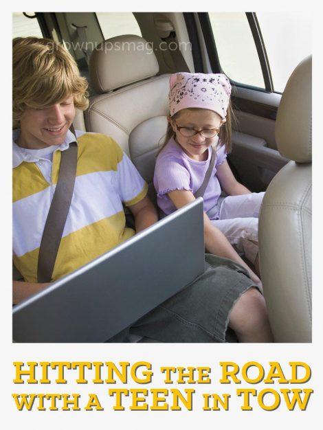 Teen Road Trip