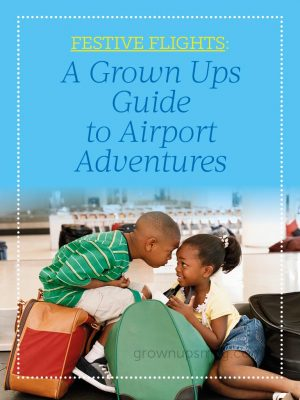 Airport Travel with Children