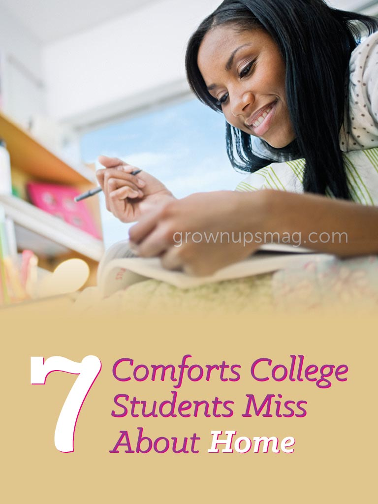 College Students Miss About Home