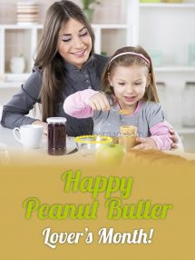 Peanut Butter Lovers