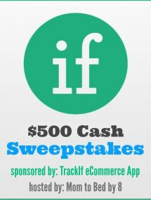 TrackIf App Giveaway