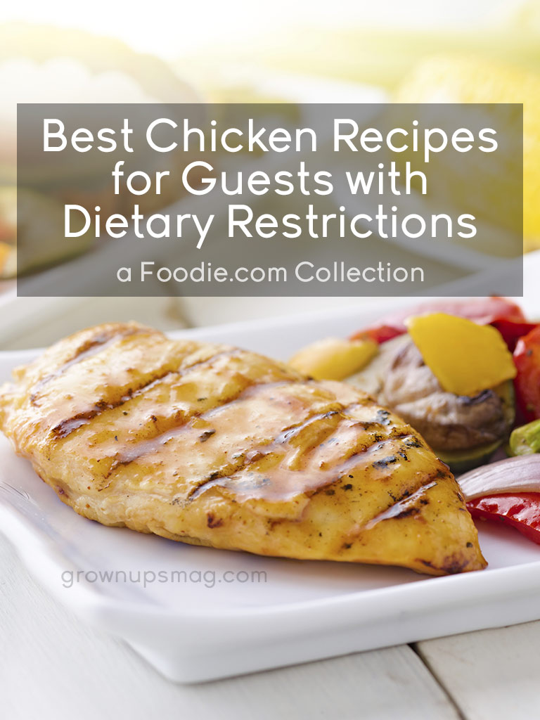 Guests with Dietary Restrictions