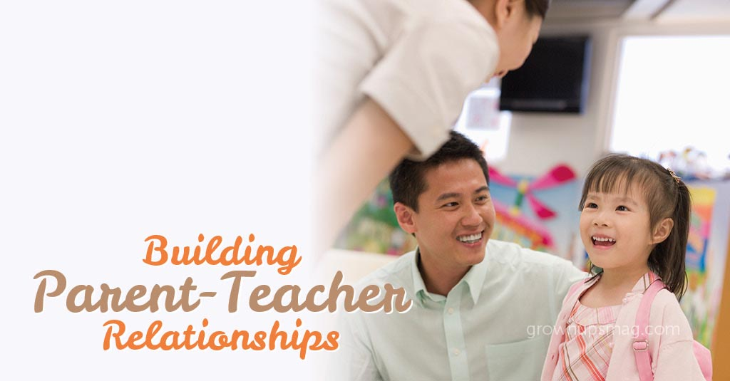 Parent Teacher Relationships
