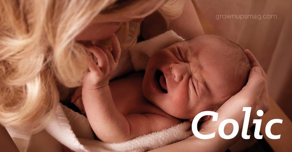 Babies and Colic