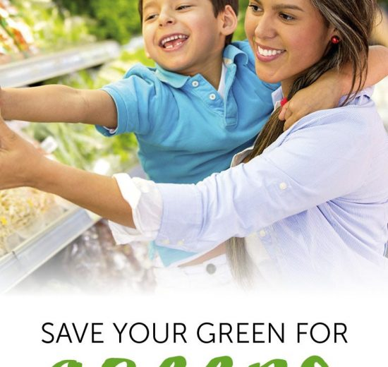 Save your Green for Greens - Grown Ups Magazine