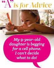 """A"" is for Advice – Cell Phone Dilemma"