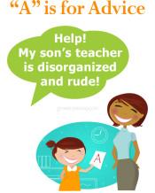 """A"" is for Advice – Parent-Teacher Conversations"