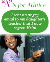 """A"" Is For Advice – Angry Emails Ahoy!"