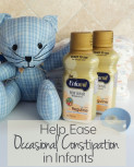Help Ease Occasional Constipation in Infants with Enfamil® Reguline®