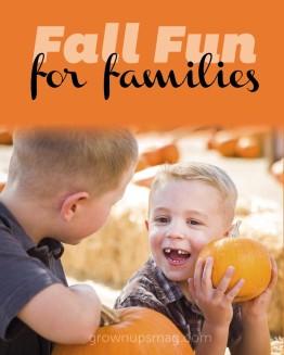 Fall Fun for Families