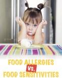 Food Allergies vs. Food Sensitivities