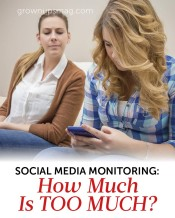 Social Media Monitoring: How Much Is Too Much?