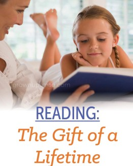 Reading: The Gift of a Lifetime