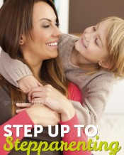 Step Up to Stepparenting