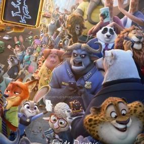 Inside Disney's Zootopia