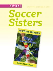 Soccer Sisters Book Review