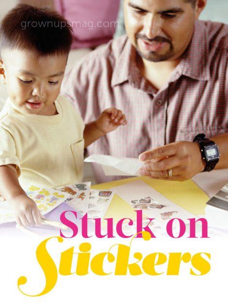Stuck on Stickers