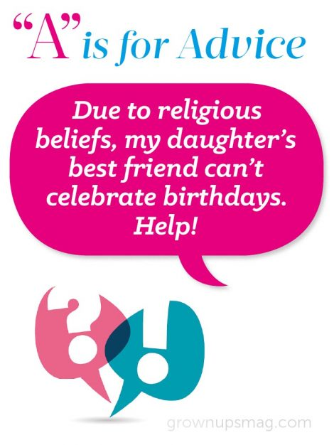 Advice Birthday Blues