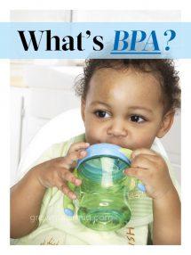 What is BPA - Bisphenol A