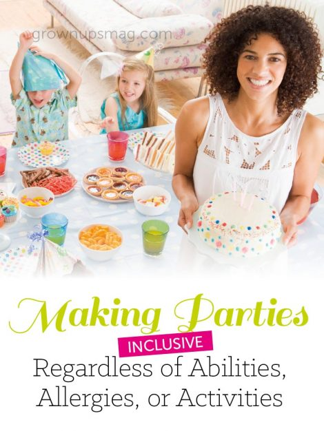 Making Parties Inclusive