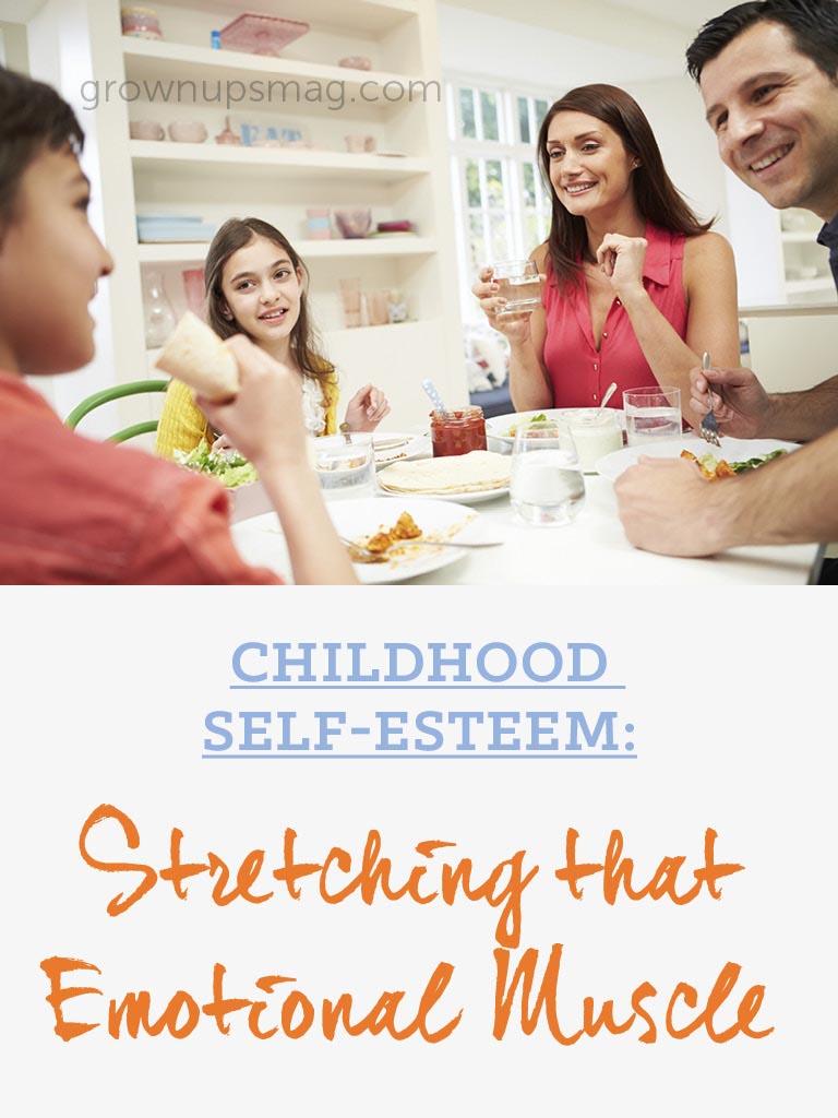 Childhood Self Esteem
