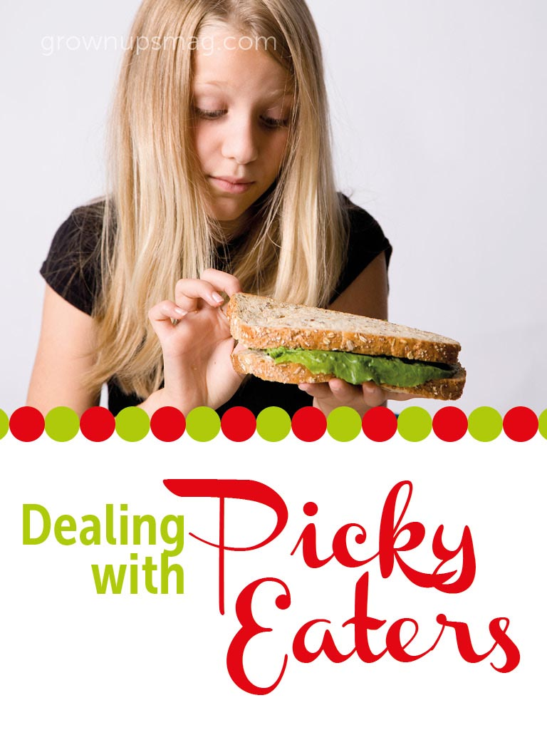 Dealing with Picky Eaters