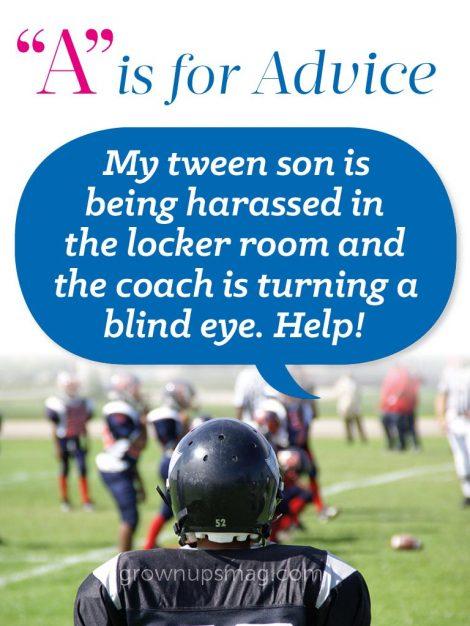 Advice Locker Room Sports