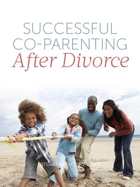 Co-Parenting After Divorce