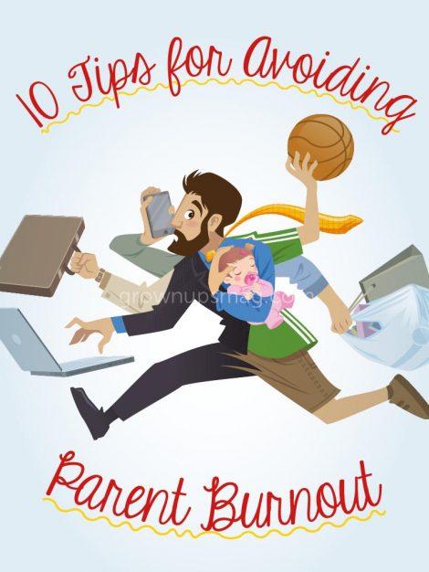 Avoid Parent Burnout