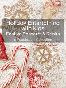 Holiday Desserts and Drinks