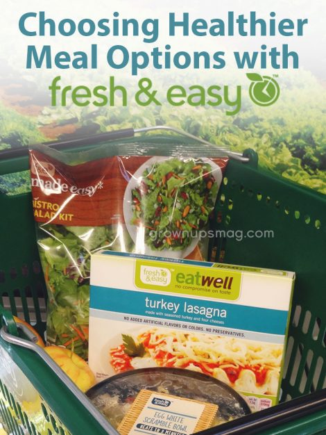 Fresh & Easy Market